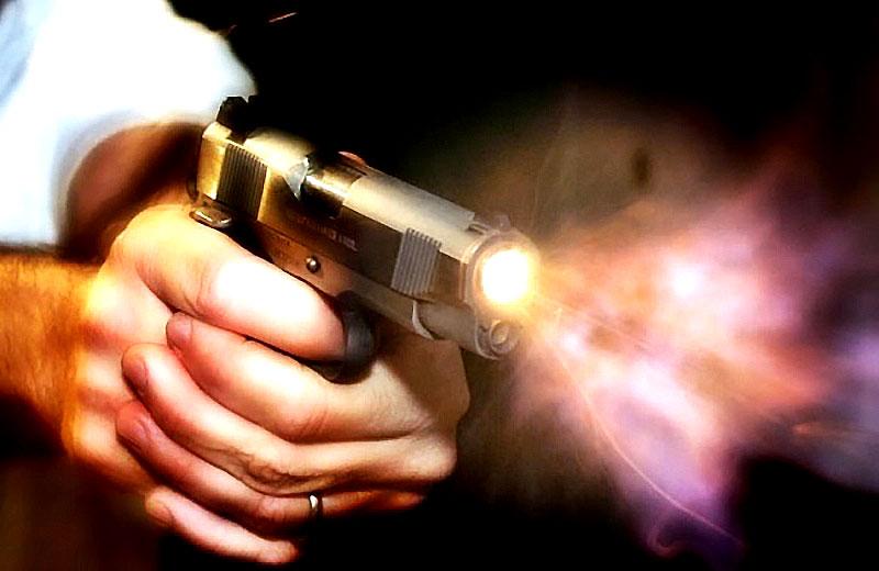 Homem é ferido por dois disparos arma de fogo no último sábado em ...
