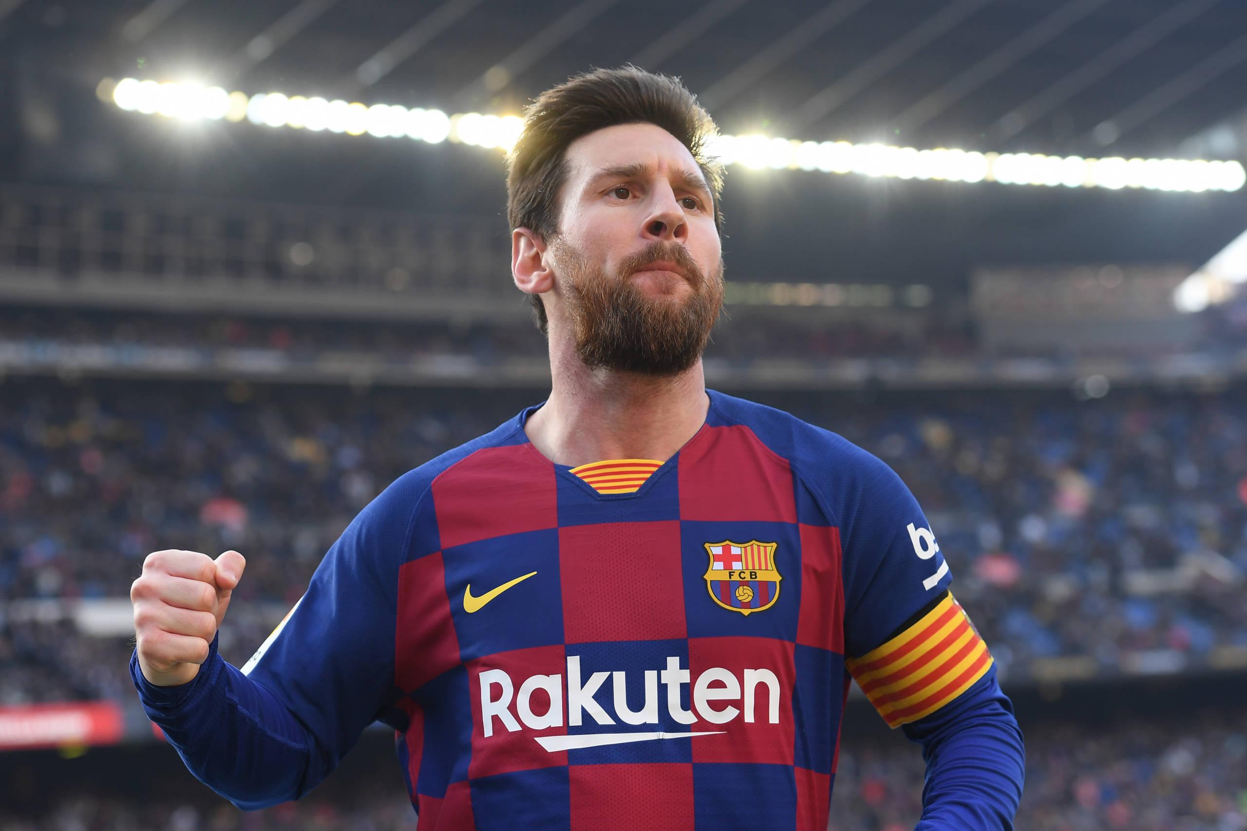 Messi da show e comanda goleada do Barcelona sobre o Eibar no Espanhol