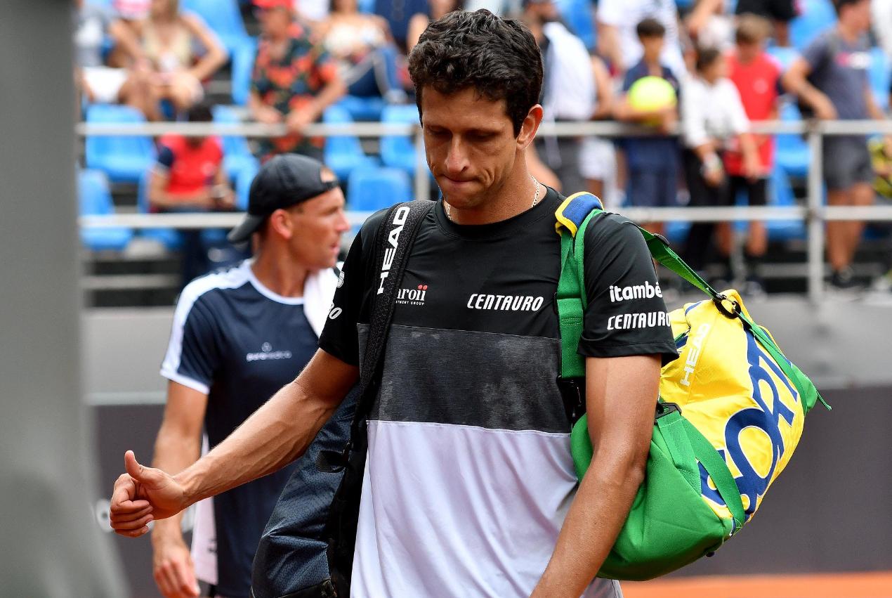 Brasileiros perdem nas duplas e País não terá tenistas na final do Rio Open