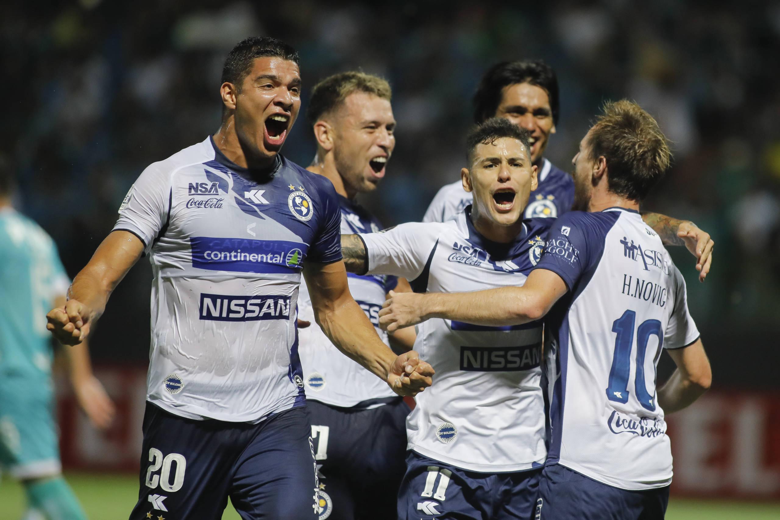 Goiás perde para Sol de América em casa e é eliminado da Sul-Americana
