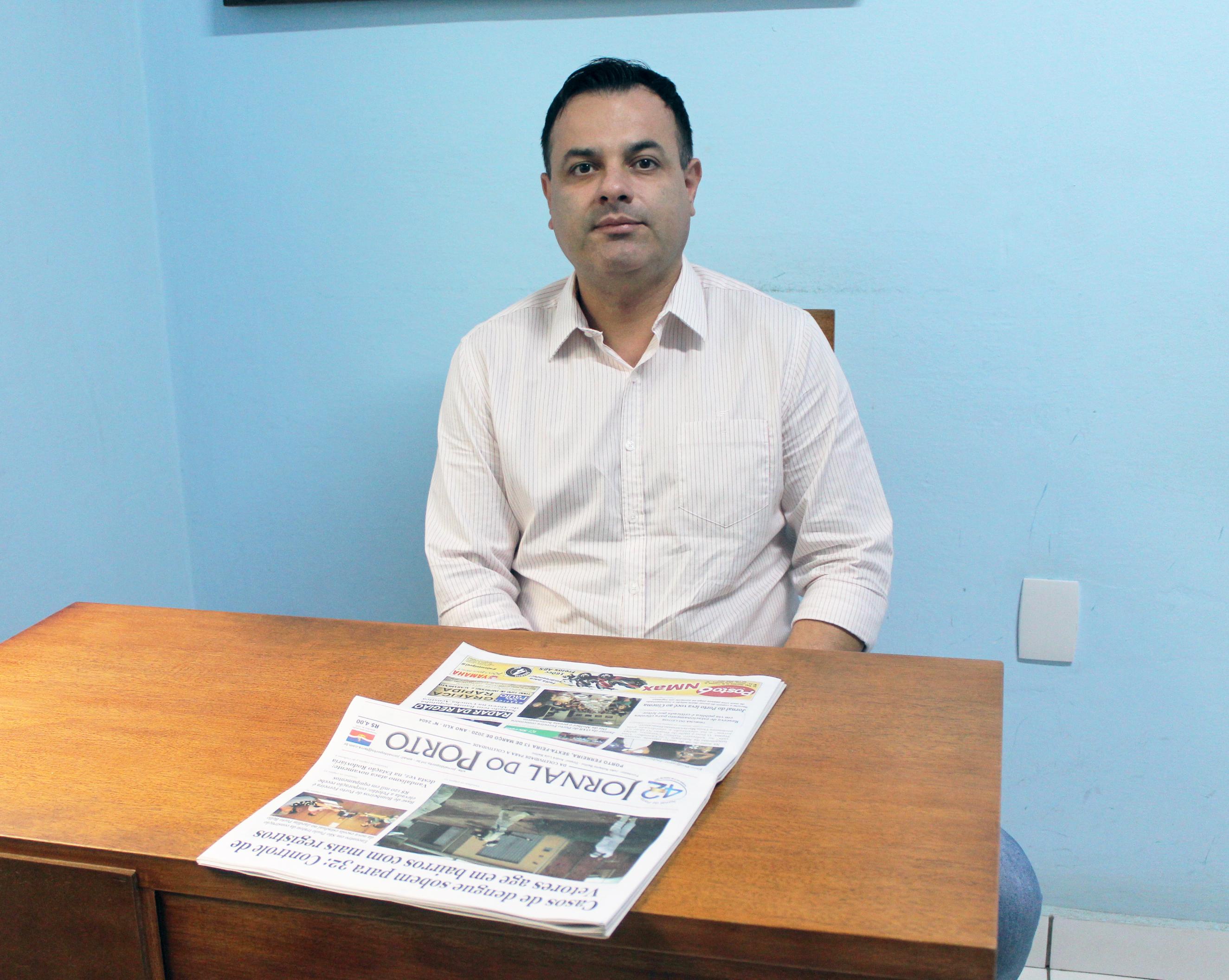Exclusivo - entrevista vereador Élcio Arruda: