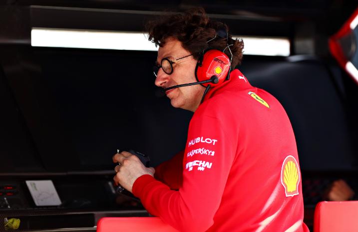 Chefe da Ferrari acredita que temporada de 2020 da F1 termine em janeiro