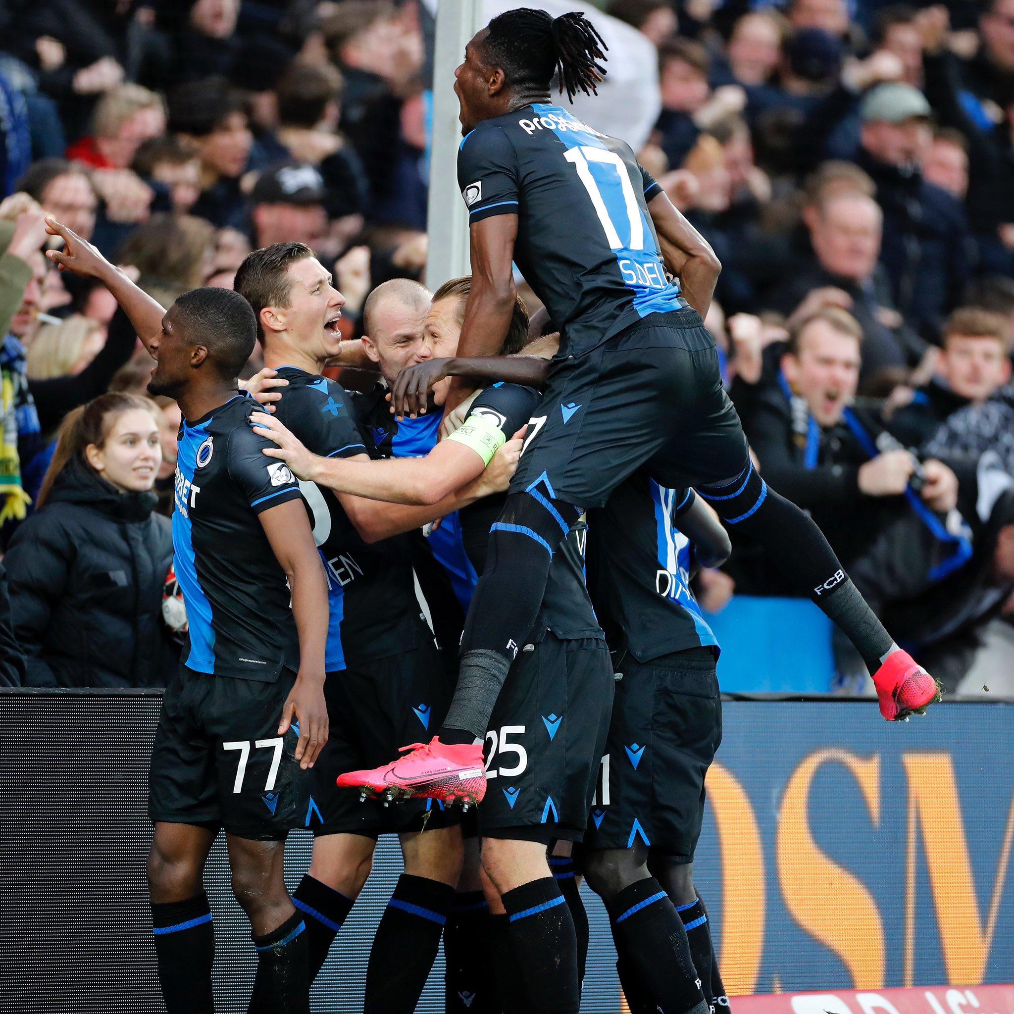 Campeonato Belga é cancelado: atual líder Brugge é declarado campeão