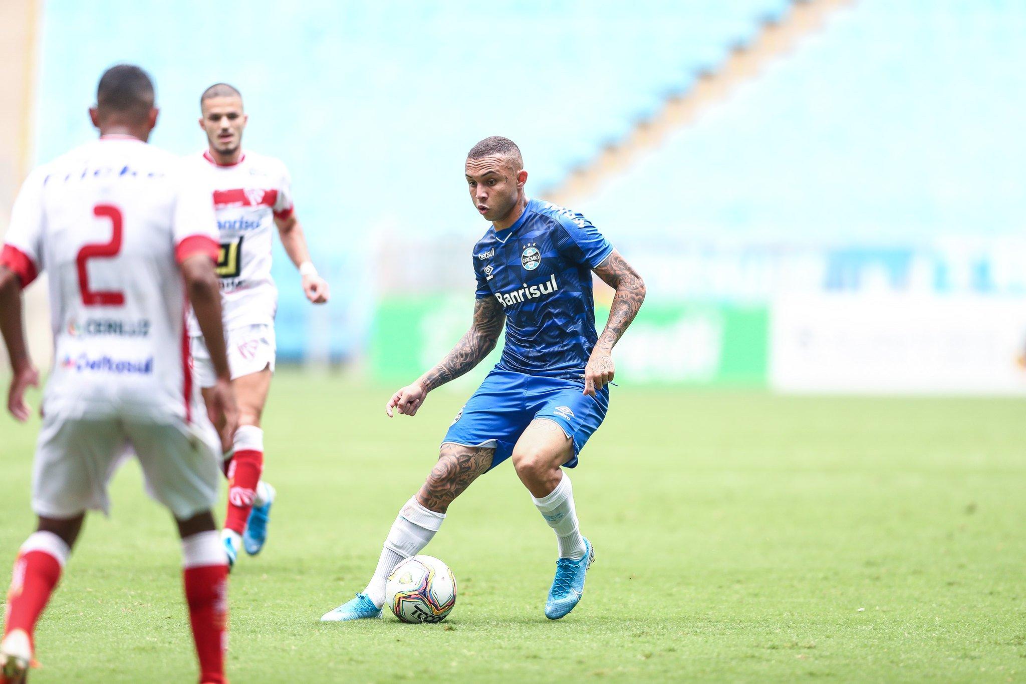 Felipe Anderson e Everton Cebolinha estão na lista de reforços do Napoli, diz jornal