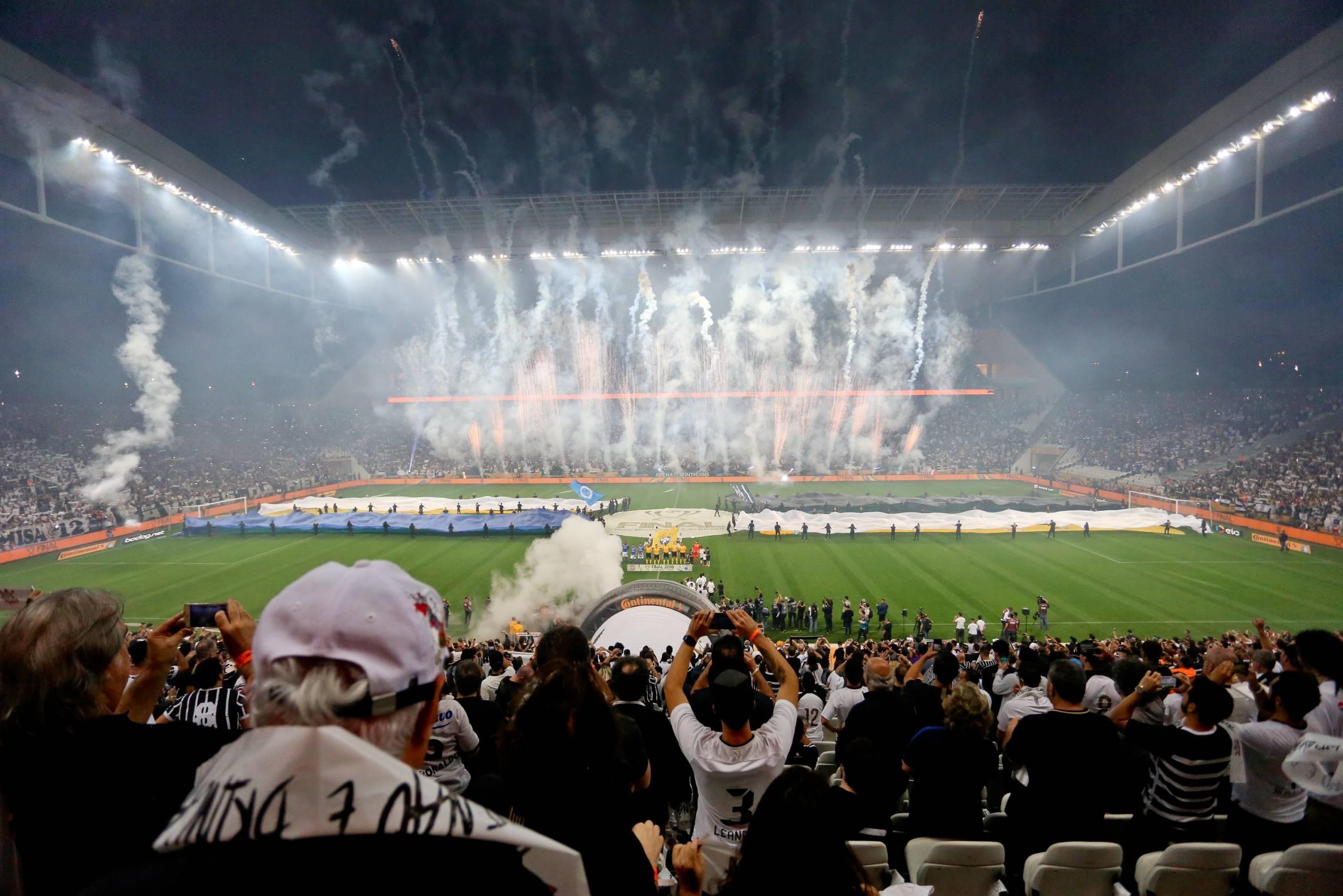 CBF teria proposta para fazer Brasileirão todo em SP e por pontos ...