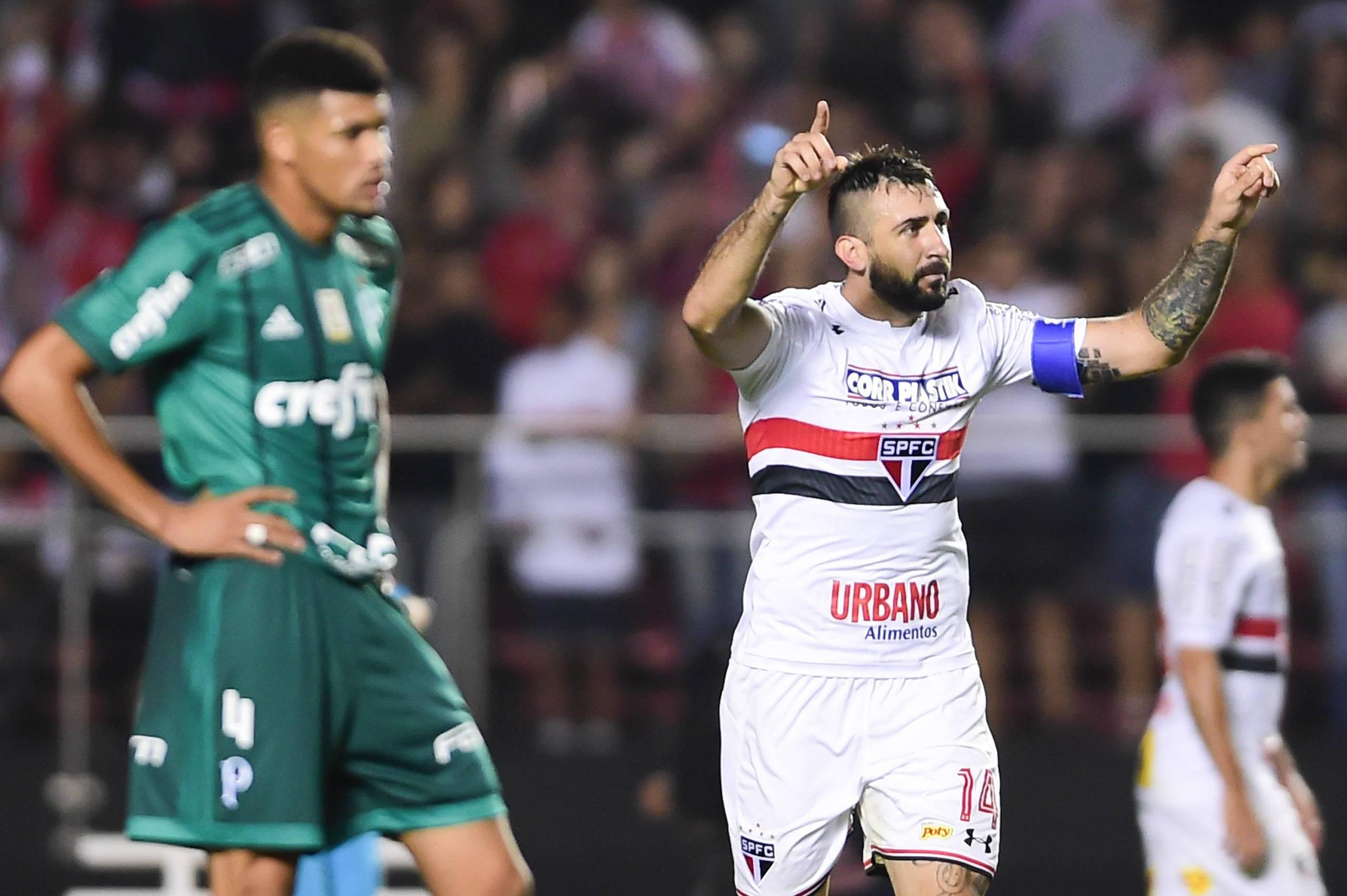 Há três anos, São Paulo conquistava sua última vitória contra o Palmeiras