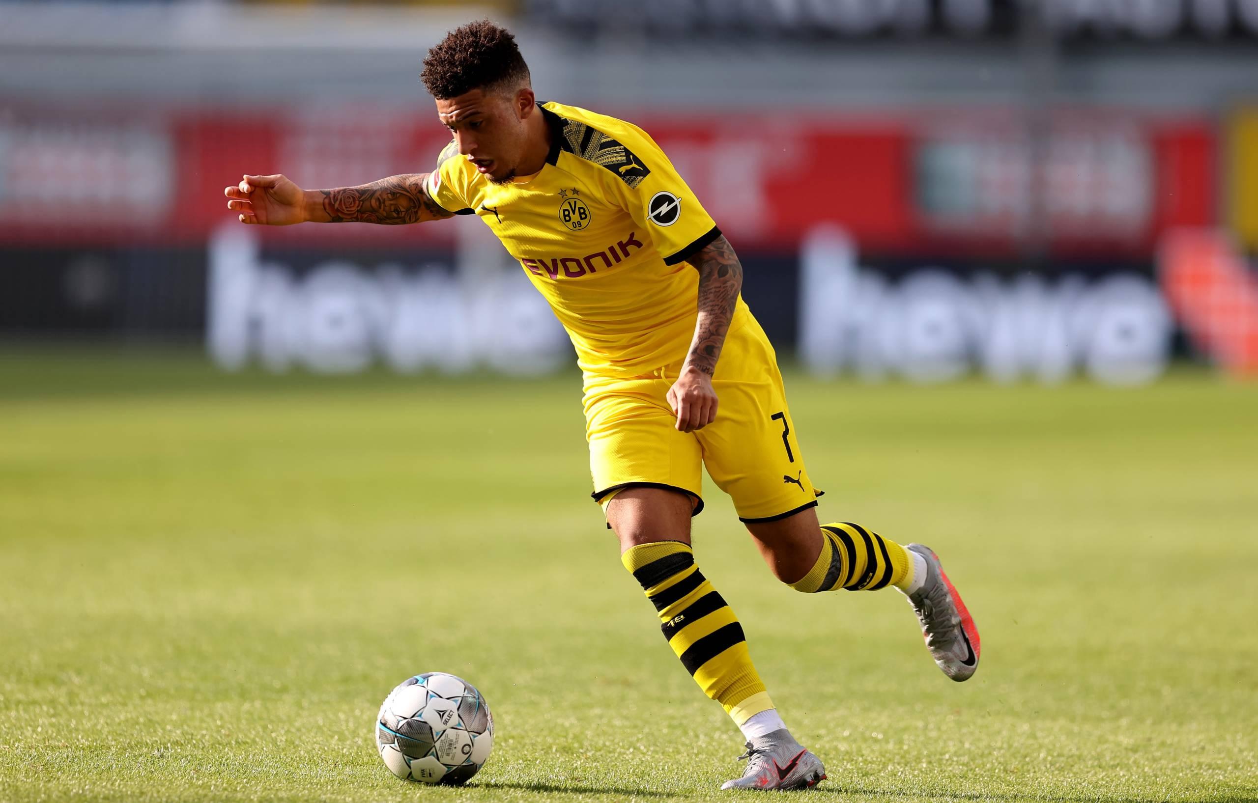 Real Madrid entra na briga para tirar Sancho do Borussia Dortmund