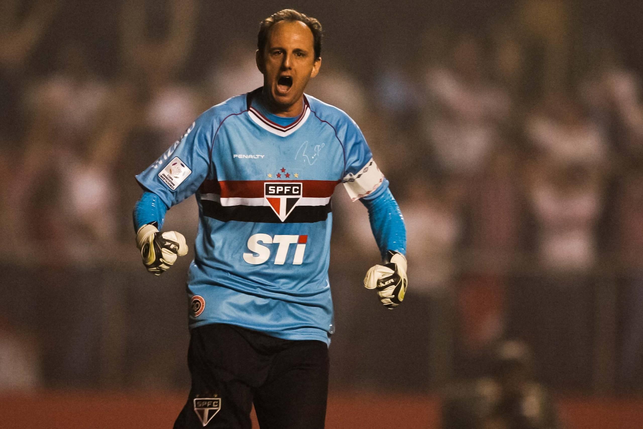 Você sabia? Ceni e L. Fabiano são os maiores artilheiros do São Paulo na Libertadores