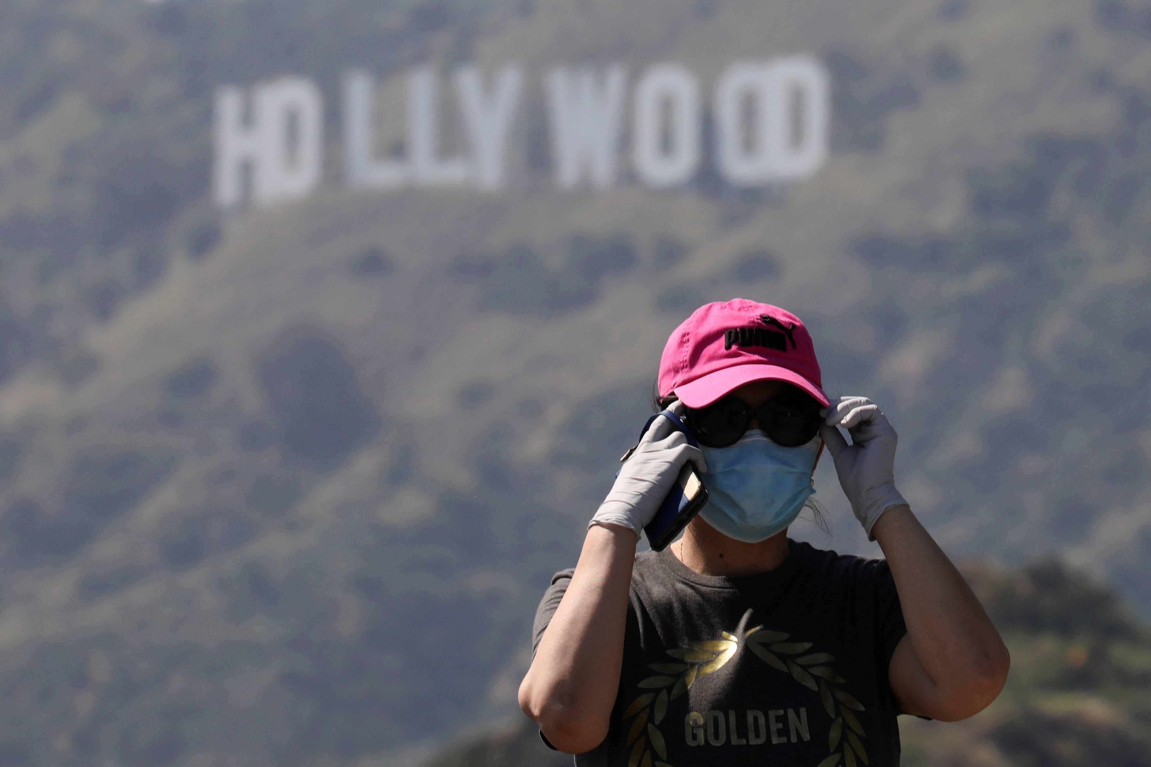 Califórnia diz que produções de TV e filmes podem ser retomadas em 12 de junho