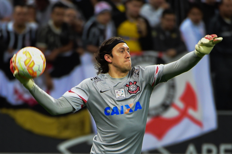 Relembre com foi a estreia de Cássio na Libertadores