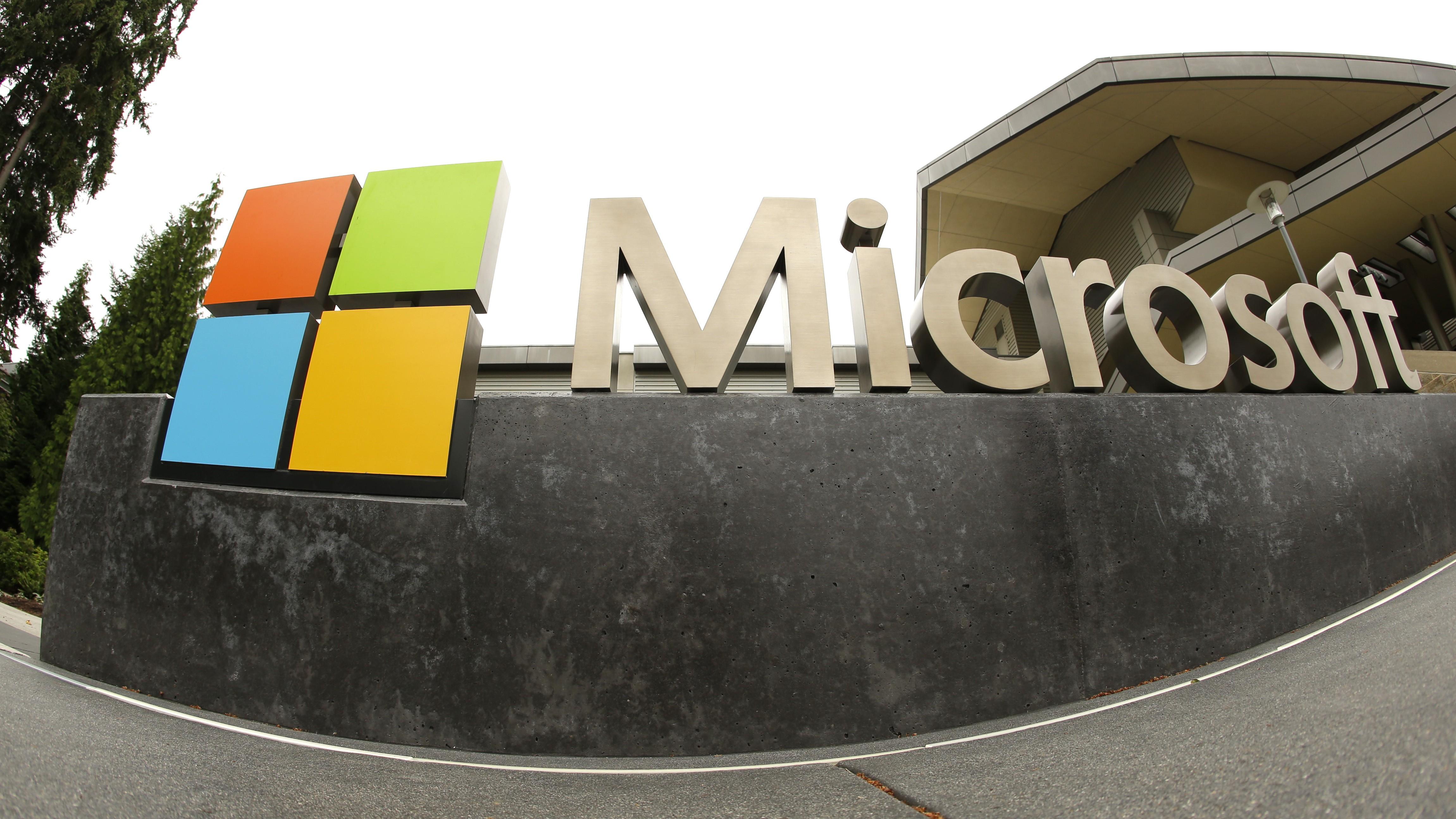 Lucro da Microsoft cresce 32% no 4º trimestre de 2020