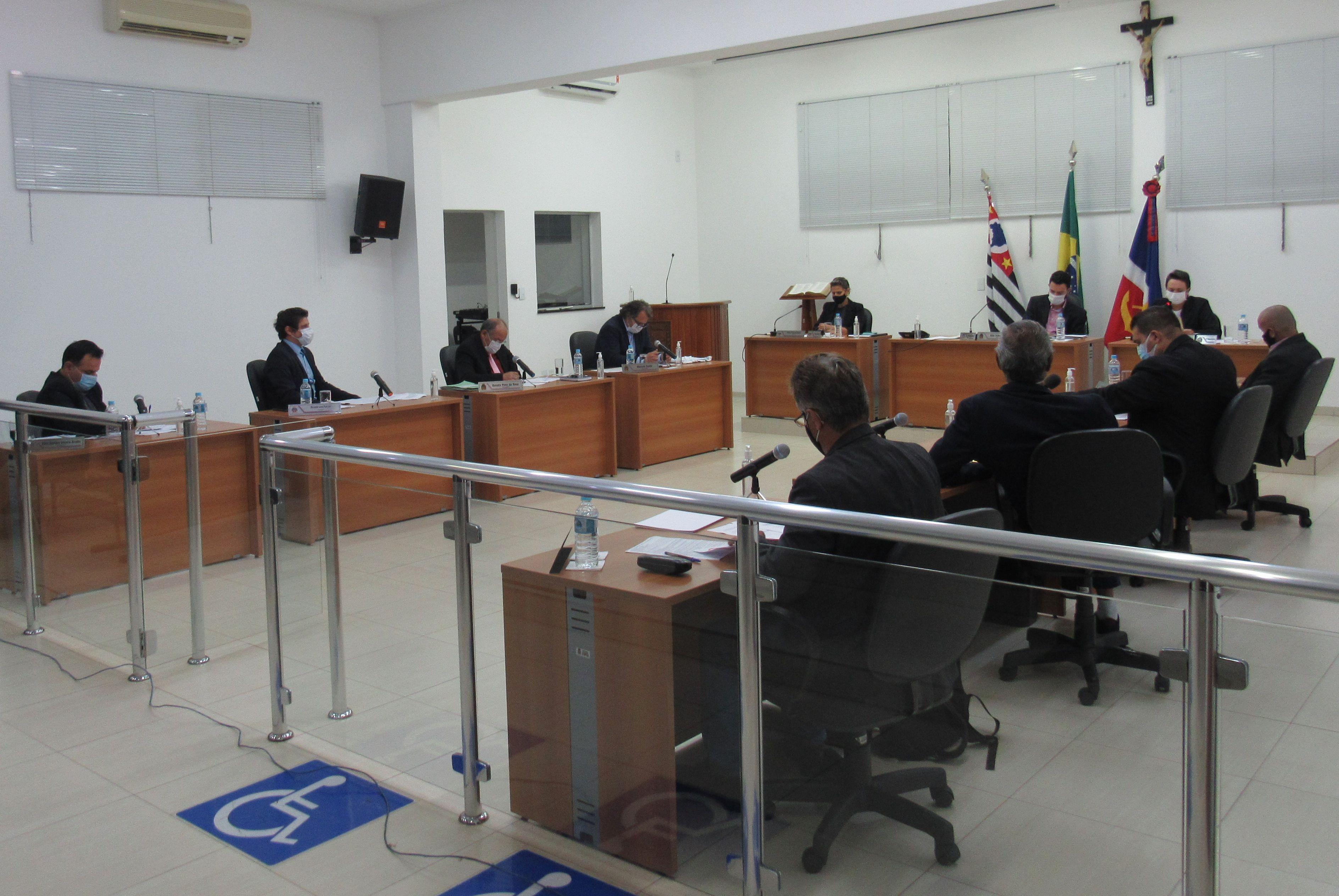 Câmara aprova projeto que regula instalação de videomonitoramento